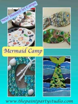 Mermaid Camp