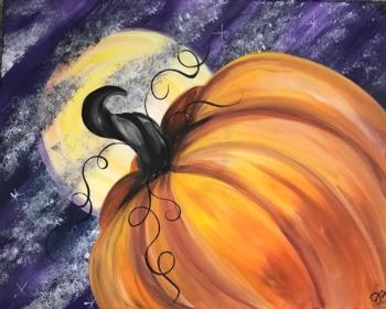 Fall Pumpkin Instructor: Mare