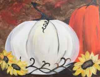 White Pumpkin Instructor: Eileen