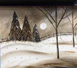 Antique Winter