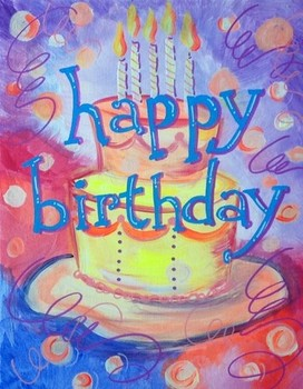 Happy Birthday Amanda Instructor: Mare