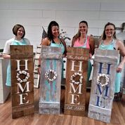 Hammer and Stain DIY : Home Shutters Instructor: Mare/Eileen