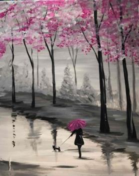Walk in the Rain Instructor: Eileen