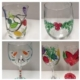 Holiday Paint on Wine Glasses/Ornaments Instructor: Liz