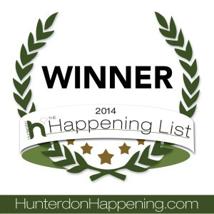 Hunterdon Happening List Winner 2014